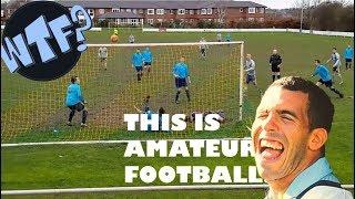 Best Amateur Football Goals, Fouls And Fails!
