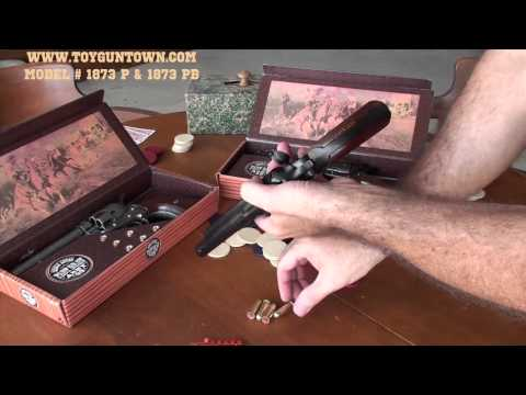 Single Action Army 45 Cap Gun Authentic Replica