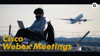 [Sponsored]10万人突破で忙しすぎる綱藤が重宝しているWeb会議アプリ【Cisco Webex Meetings】
