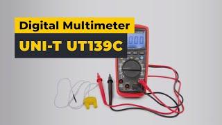 Uni-T UT139C Digital Multimeter Review