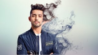 Picsart Smoke Effect | Picsart Editing Tutorial 2018| Picsart Background Change
