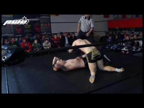 PWA Pro Wrestling on Shaw TV - Episode 001