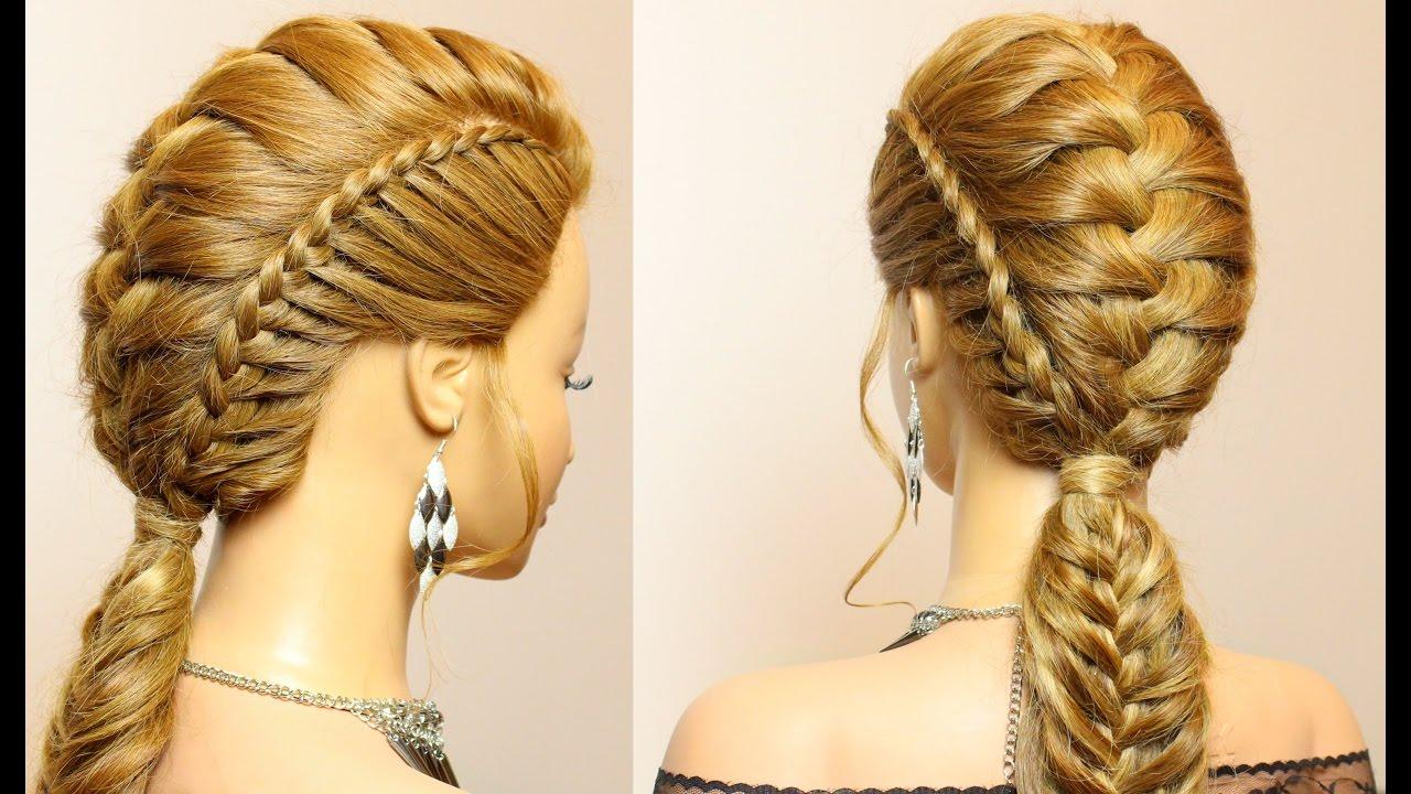cute hairstyle long hair tutorial