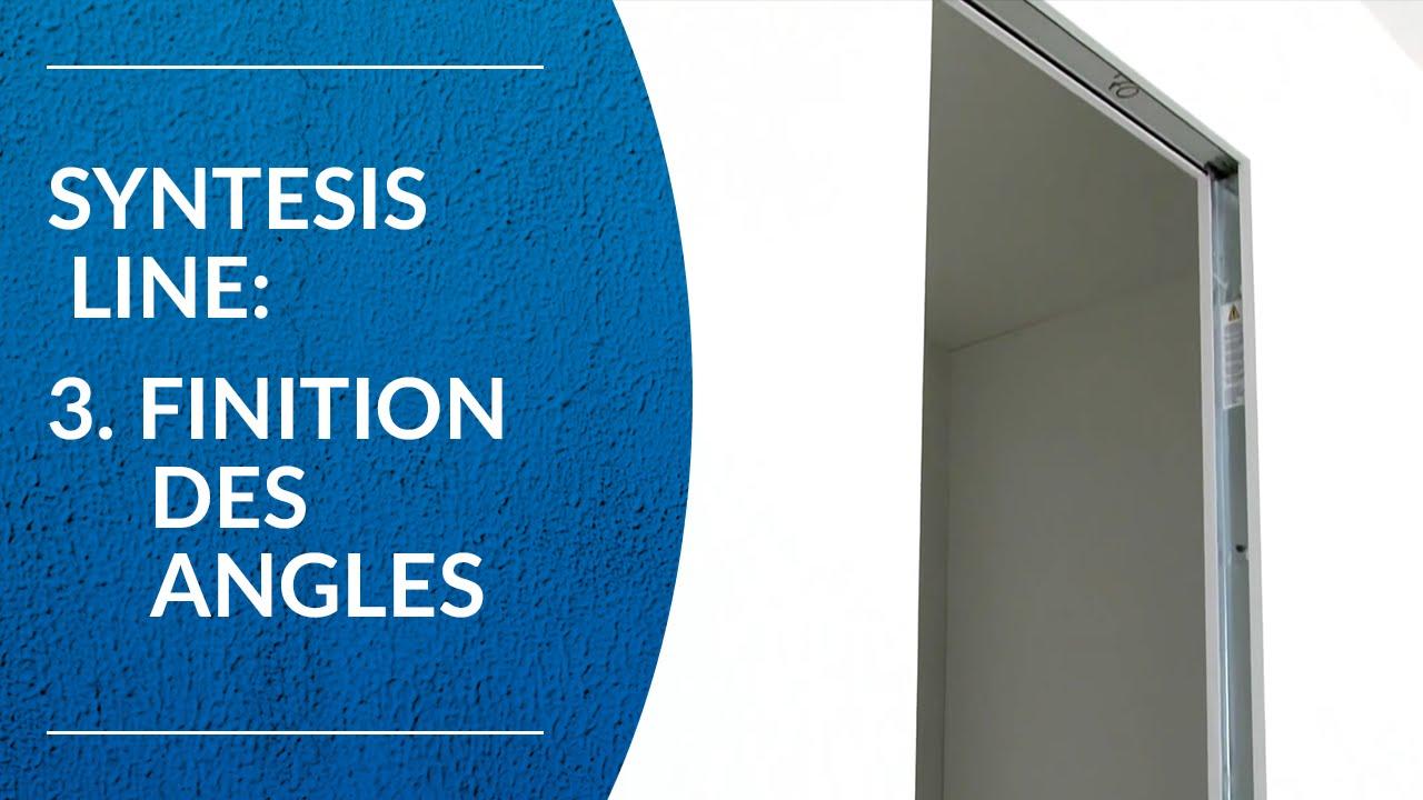 Porte Eclisse Syntesis Line.Syntesis Line 3 Finition Des Angles