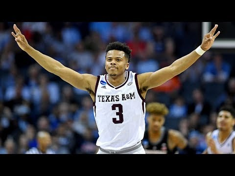 Providence vs. Texas A&M: the Aggies use a strong second half to advance to the Second Round
