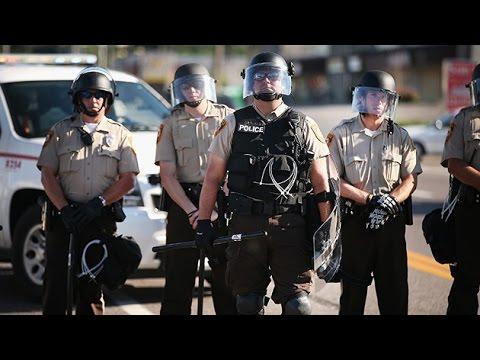Detenciones en Nueva York en la marcha de apoyo a Ferguson