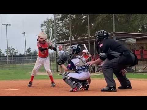 2020 11U Baseball Tournament Number One