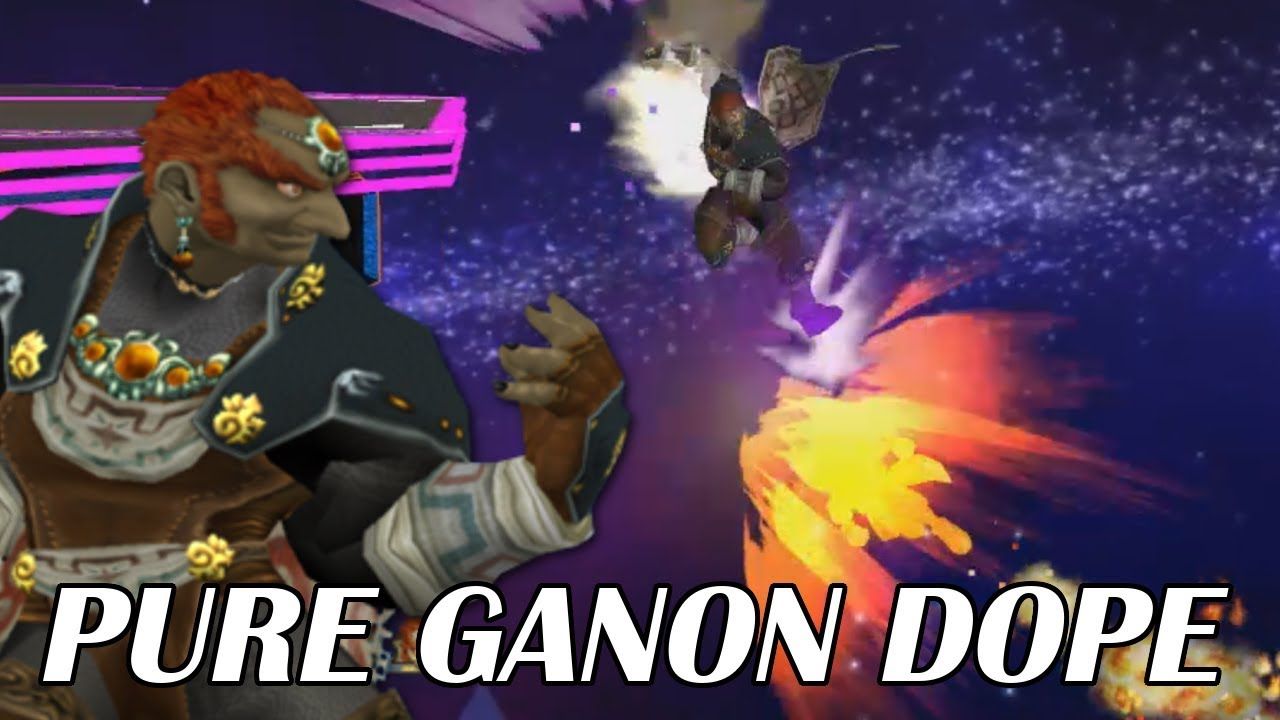 Pure Ganon Dope N0ne Ganondorf Stream Highlights Super Smash Bros Melee