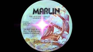 Ritchie Family - The Best Disco In Town (Marlin Records 1976)