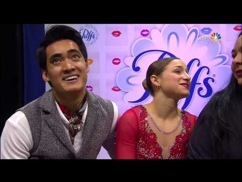 2016 U.S. Nationals Pairs FS NBC