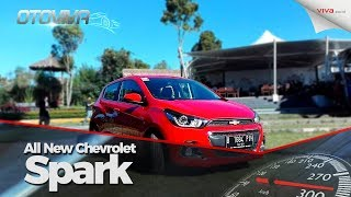 Test Drive All New Chevrolet Spark