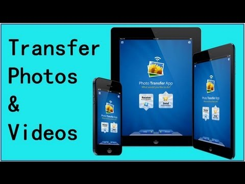 how to move photos from iphone to computer youtube