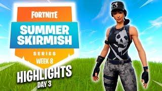 Fortnite Summer Skirmish Series Highlights PAX West (Week 8) Day 3