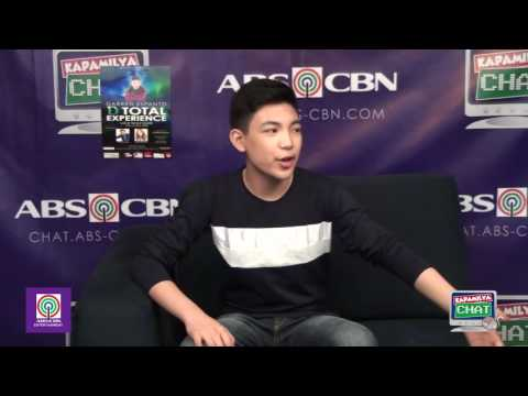 Kapamilya Chat with Darren Espanto for D Total Experience