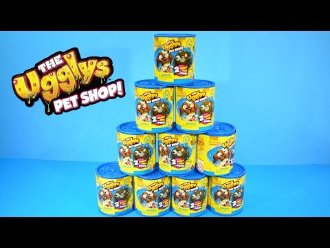 The Ugglys Pet Shop! - Series 1 [Blind Box Unboxing]