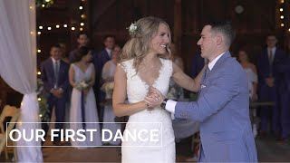 OUR FIRST DANCE |