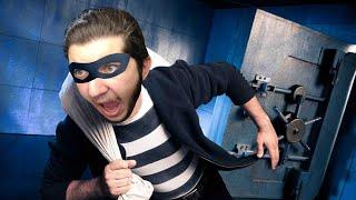 BANKA SOYGUNU!! - Sneak Thief