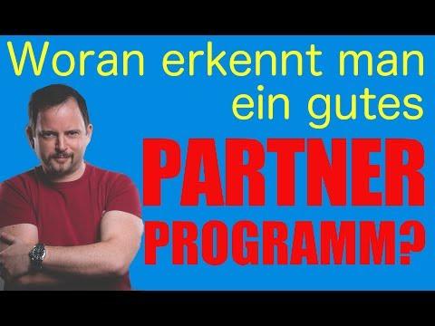 Affiliatemarketing – Woran erkennt man gute Partnerprogramme?