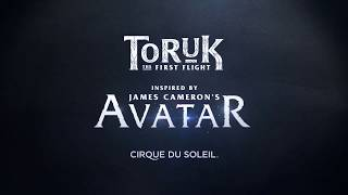 ЦИРК ДЮ СОЛЕЙ АВАТАР Toruk Avatar Cirque Du Soleil