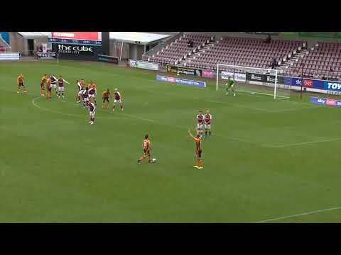Northampton Hull Goals And Highlights