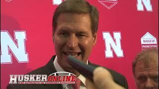 HOL HD: Q&A with new Nebraska Athletic Director Trev Alberts