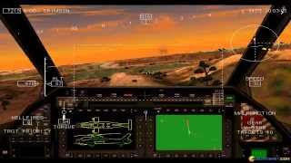Comanche 3 gameplay (PC Game, 1997)