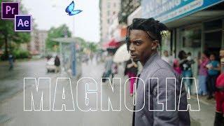 Playboi Carti Magnolia Music Video Editing Breakdown Premiere Pro
