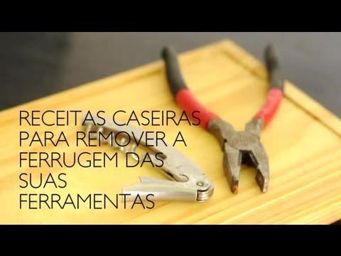 Receitas caseiras para remover a ferrugem das suas ferramentas   Como  cuidar da sua casa eec13b45d5