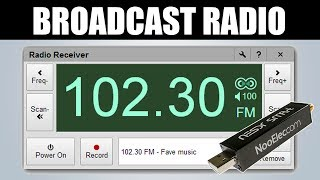 Easily Listen To Broadcast Radio Using An RTL-SDR With Chrome