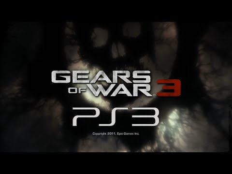 Gears of War 3 PS3 Build May 19 2011
