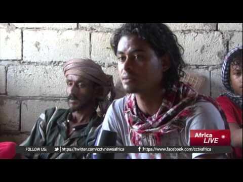 Yemenis fleeing violence at home find refuge in Somalia