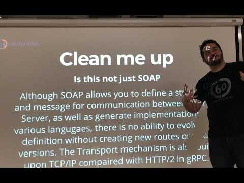 Innovations > GRPC - what is it good for