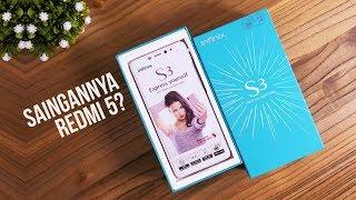 Unboxing Infinix Hot S3: Saingannya Redmi 5?
