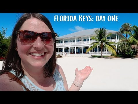 Travel To The Florida Keys And Exploring Islamorada! | FLORIDA KEYS 2019