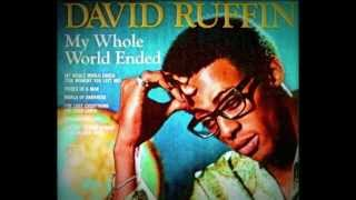 "DAVID RUFFIN -""FLOWER CHILD"" (1969)"