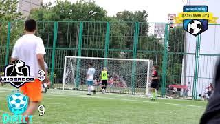 Огляд матчу Direct Underdog 4 тур Футбол 7х7
