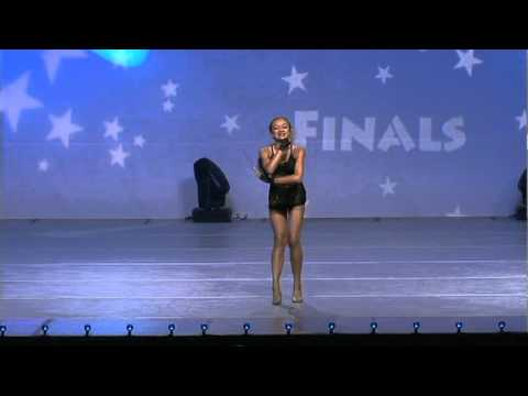 No Limits Dance and Performing Arts - Mia Marino - Do Somethin - KAR National 2010