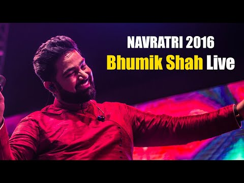 NAVRATRI 2016 | BHUMIK SHAH