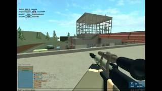 roblox phantoms Forces SVU gameplay