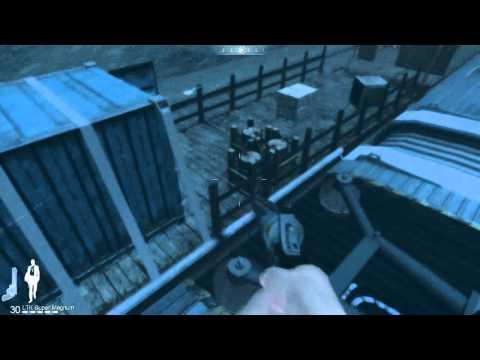 James Bond - Quantum of Solace HD part 12 - Train