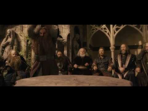 YTP: Lord of the rings - Lord of the cosmic crab cake