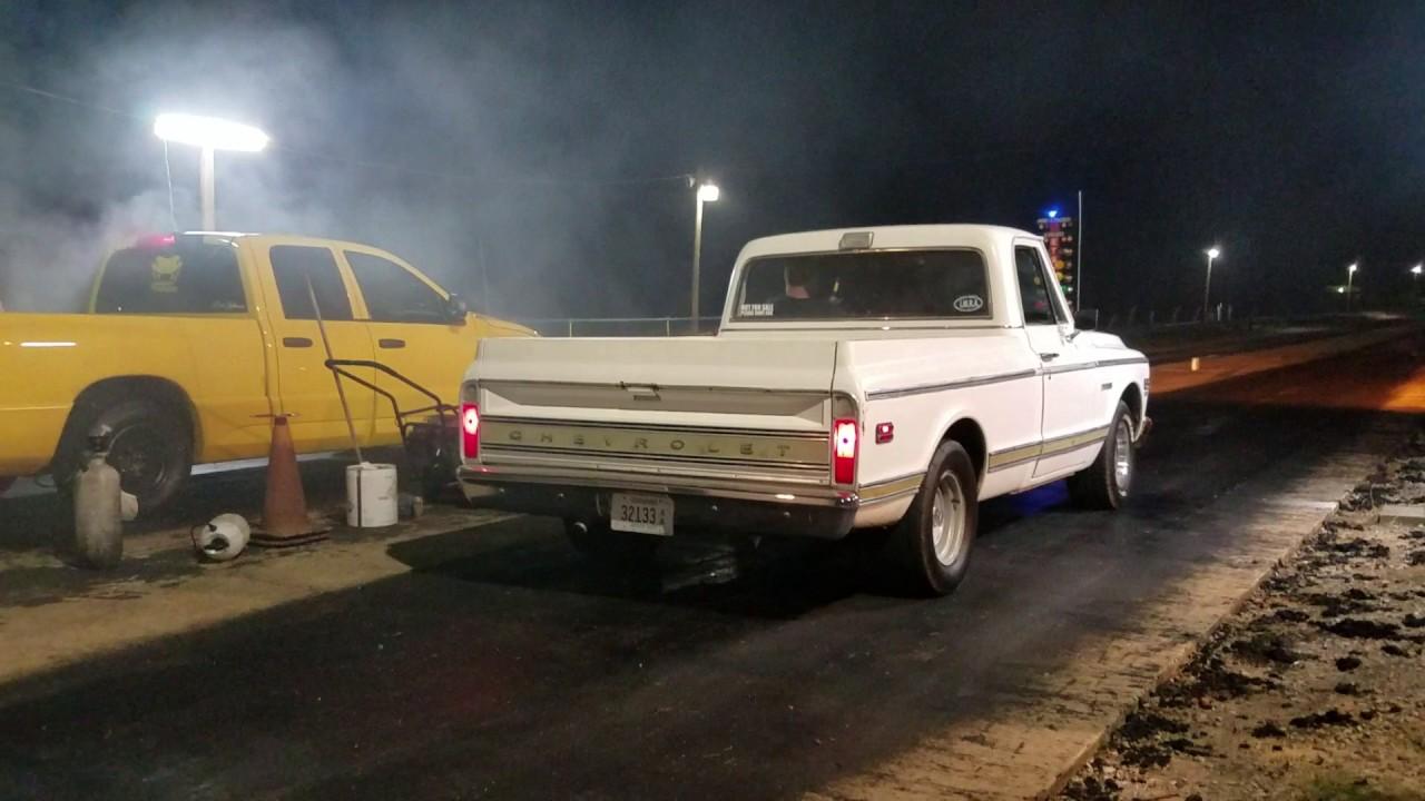 Sleeper C10 Chevy Pickup Vs Supercharged Dodge Srt10
