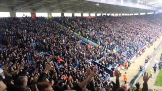Leicester City 2-1 West Ham United, 04/04/2015, Away Stand