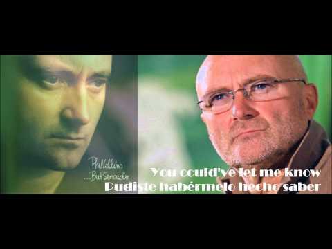 Phil collins - Do You Remember (con letras)