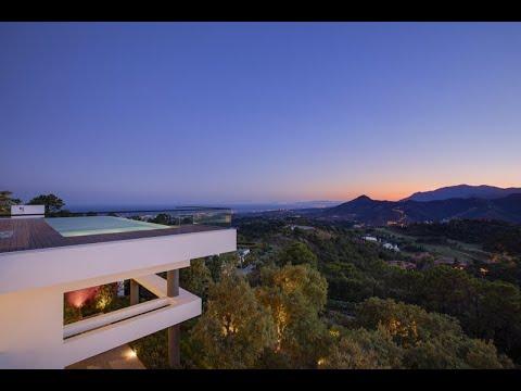 Komorebi House. Sustainable luxury villa. La Zagaleta.