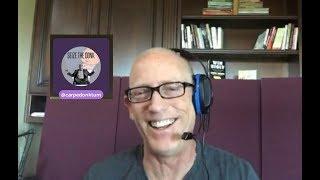 Episode 597 Scott Adams Bubonic Plague, Mind Reading British Diplomats, Chat With CarpeDonktum