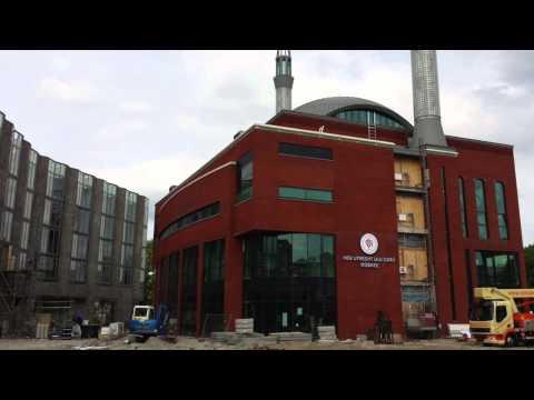 Ulu moskee Utrecht - bijzonder gebedshuis