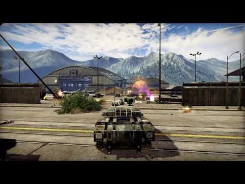 Infinite Tanks Trailer
