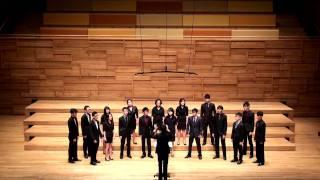 Raffles Chorale Alumni Ubi Caritas [Ola Gjeilo]