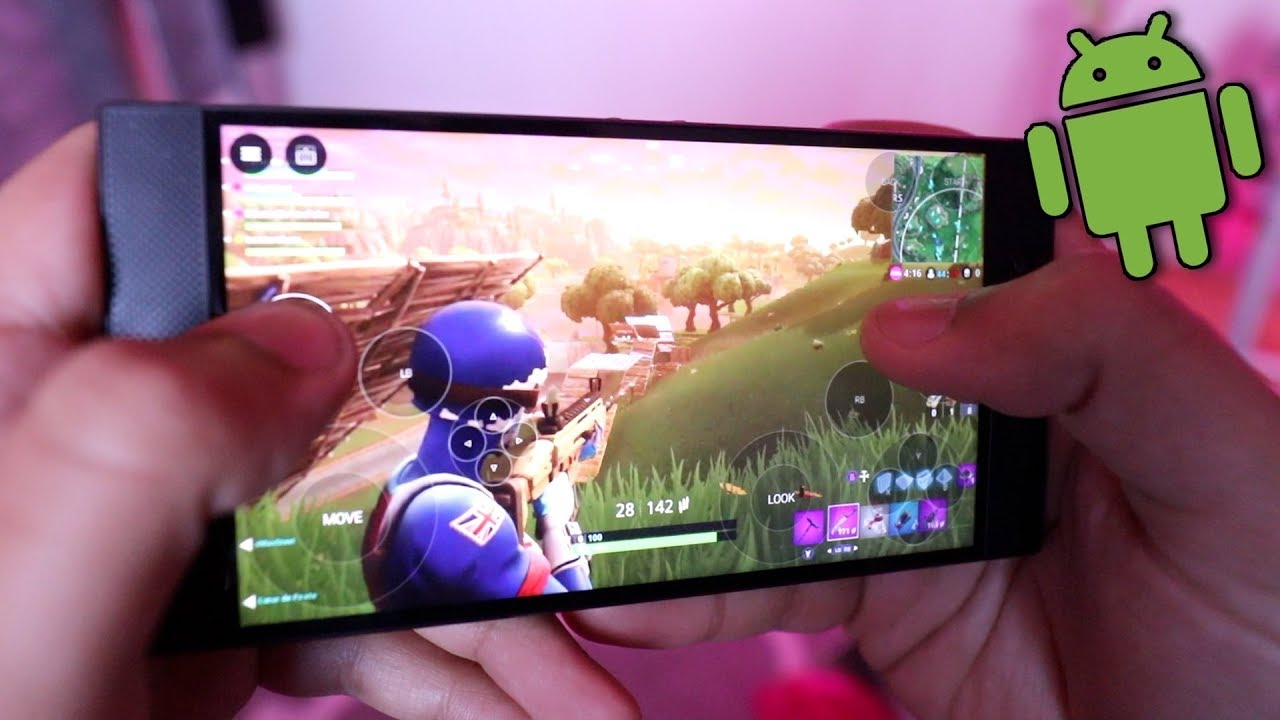 fornite android app